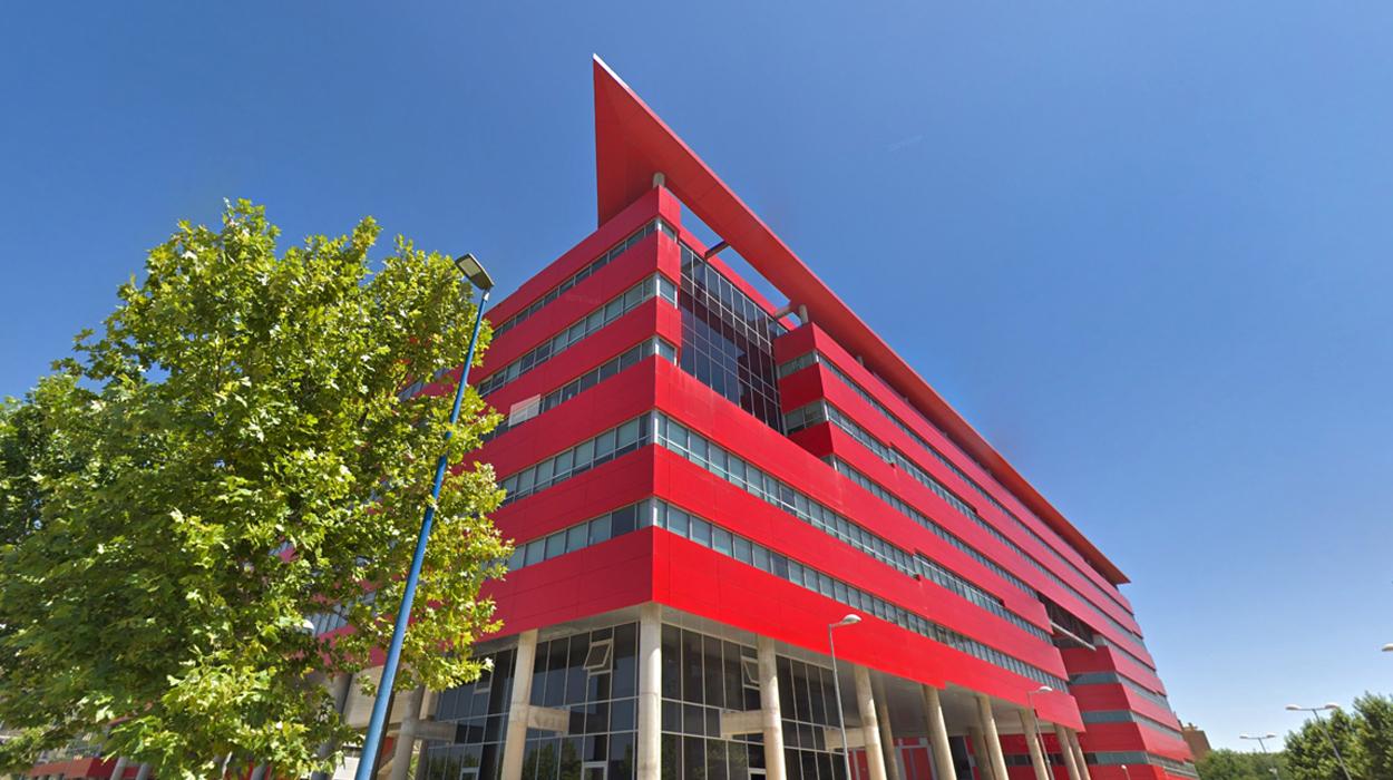 LG diseña la instalación de aire acondicionado de Rivas Futura