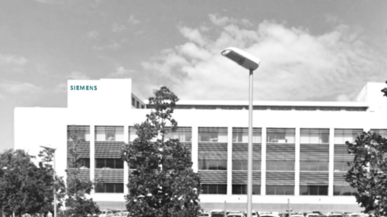 LG y la antigua fábrica de motores de trenes de Barcelona