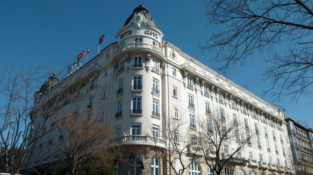 Las habitaciones del Hotel Ritz y sus LG Hotel TV