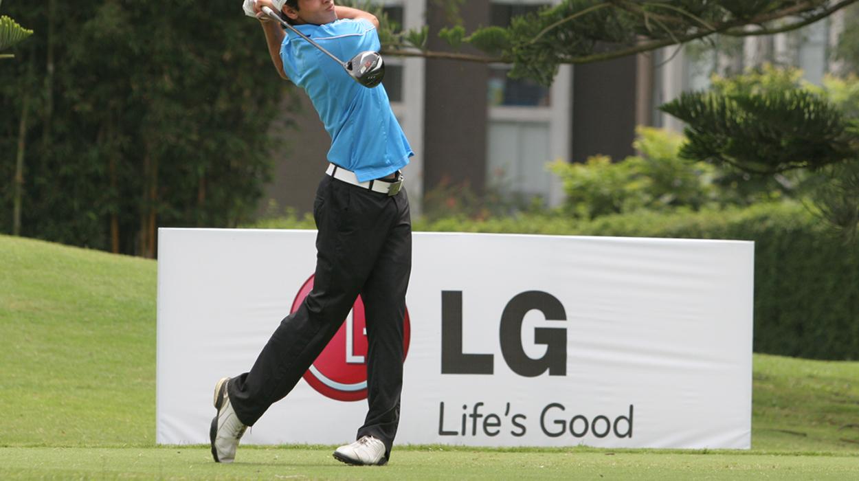 LG patrocina el IX Circuito Golf Meliá