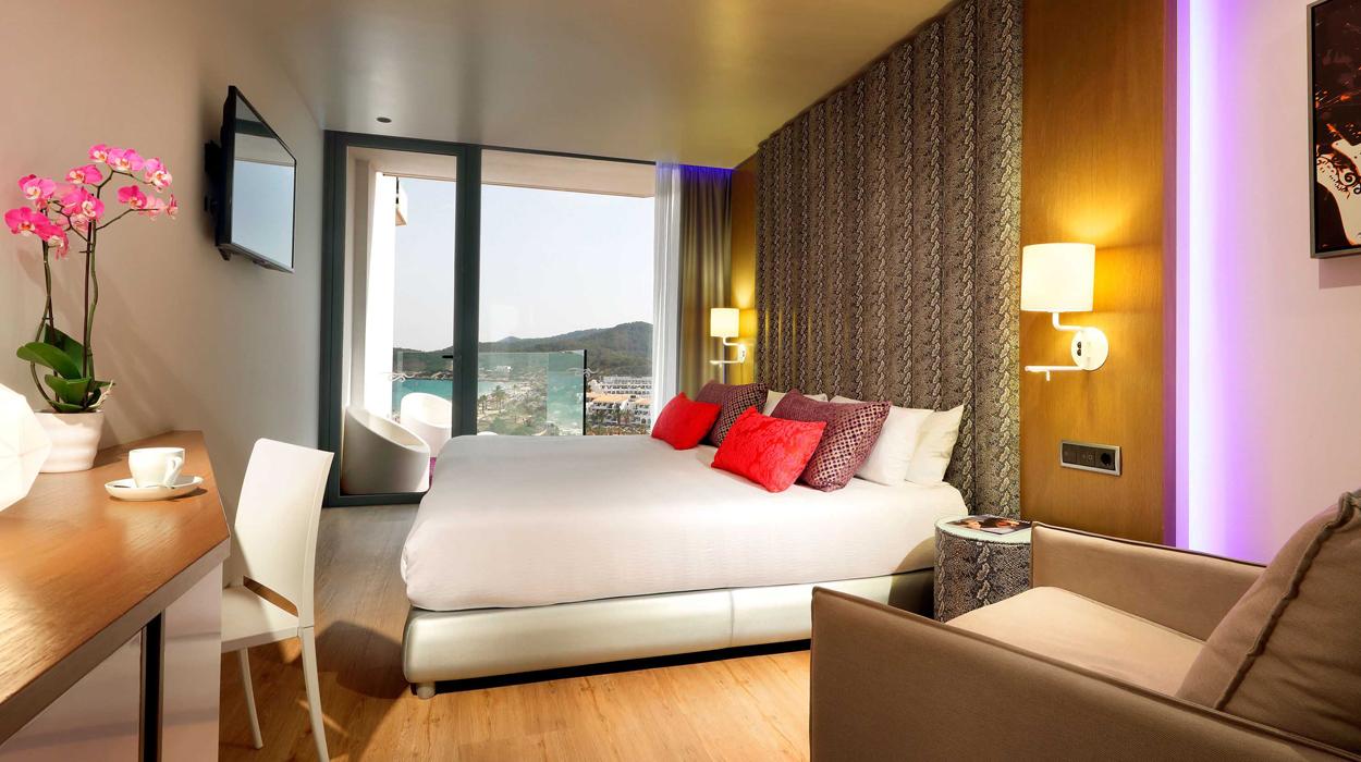 El Hard Rock Hotel de Ibiza apuesta fuerte por LG