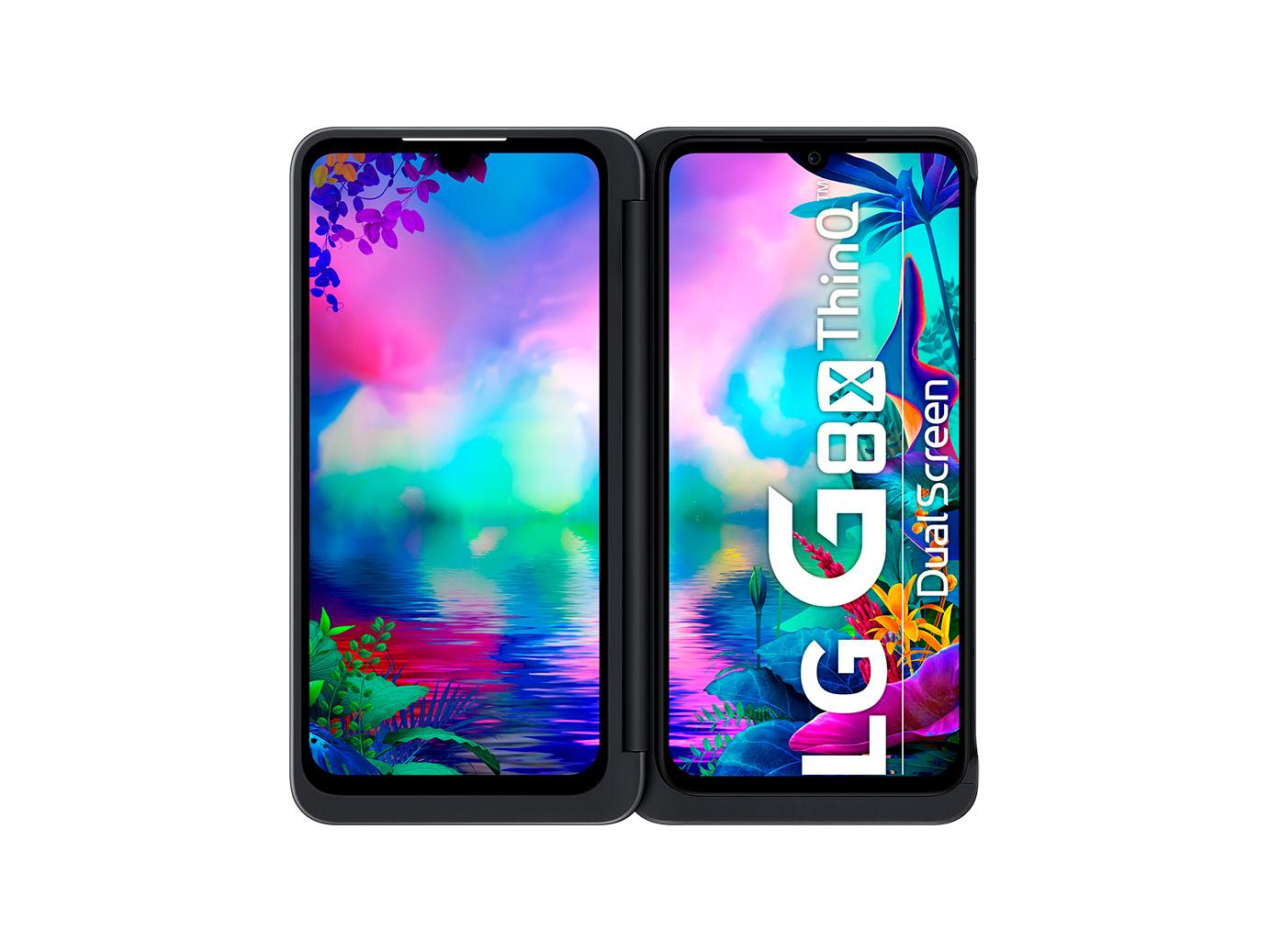 G8X Dual Screen